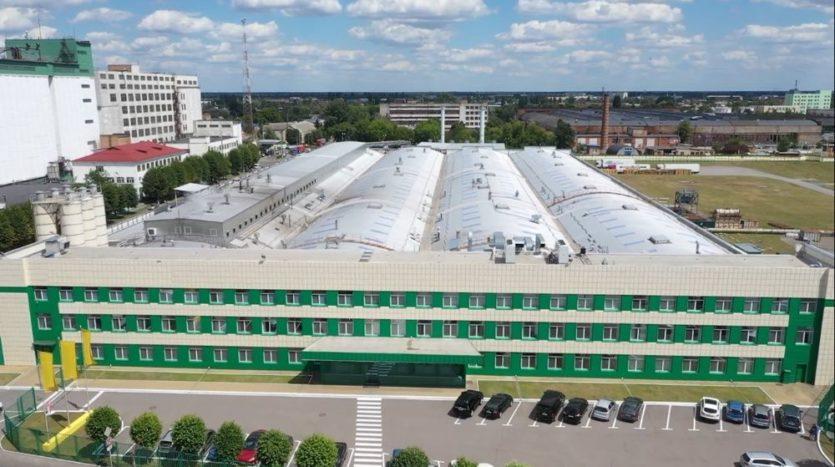 Satılık - Sıcak depo, 21116 m2, Belaya Tserkov