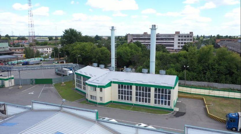 Satılık - Sıcak depo, 21116 m2, Belaya Tserkov - 2