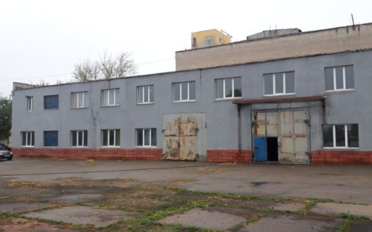 Sale – Dry warehouse, 8100 sq.m., Pavlograd