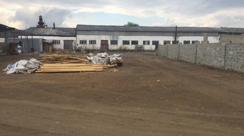 Продаж - Сухий склад, 1500 кв.м., м.Надвірна
