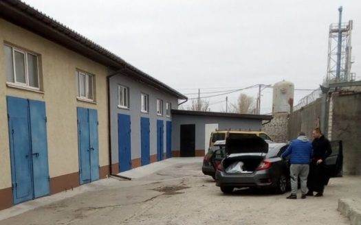 Rent – Warm warehouse, 350 sq.m., Podgorodnoe