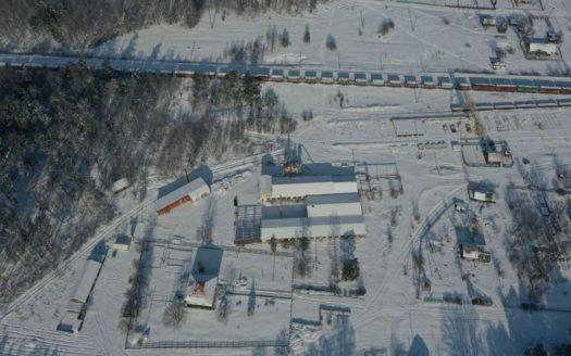 Rent – Dry warehouse, 630 sq.m., Troyanovka