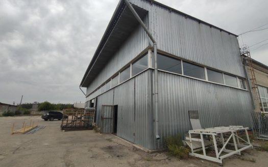 Оренда – Теплий склад, 970 кв.м., м Солоницівка