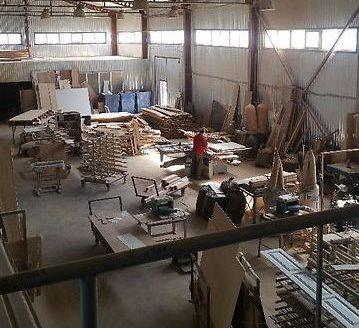 Satılık – Sıcak depo, 1100 m2, Gostomel