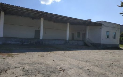 Sale – Warm warehouse, 700 sq.m., Melitopol