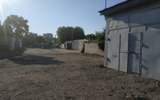 Sale – Warm warehouse, 400 sq.m., Melitopol