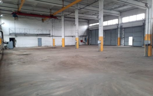 Rent – Warm warehouse, 720 sq.m., Poltava