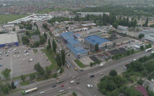 Продажа — Теплый склад, 8000 кв.м., г. Житомир