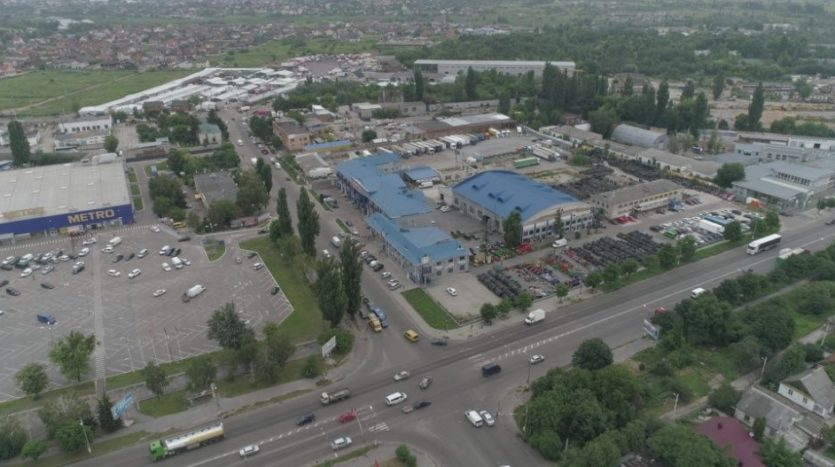 Продажа - Теплый склад, 8000 кв.м., г. Житомир