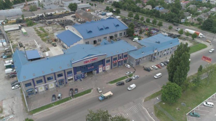 Продажа - Теплый склад, 8000 кв.м., г. Житомир - 8