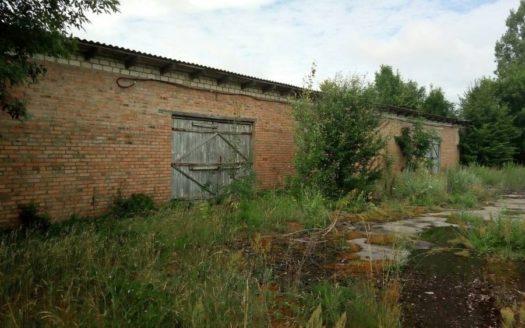Sale – Dry warehouse, 380 sq.m., Kostopol