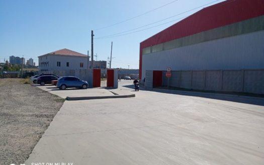 Sale – Dry warehouse, 14500 sq.m., Chornomorsk