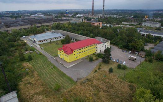Продажа — Теплый склад, 7000 кв.м., г. Львов