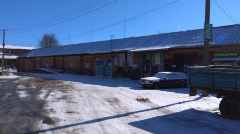Rent - Warm warehouse, 4200 sq.m., Vladimir-Volynsky - 2
