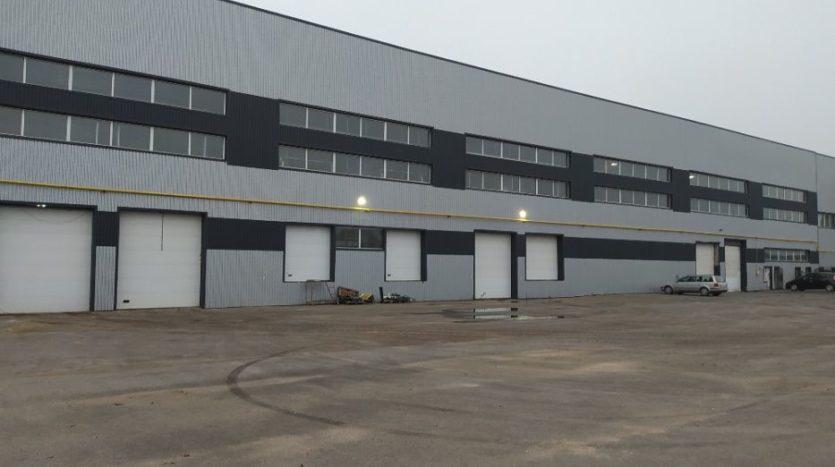 Оренда - Сухий склад, 8000 кв.м., м.Тернопіль