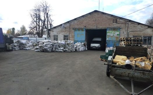Rent – Warm warehouse, 150 sq.m., Zolotonosha