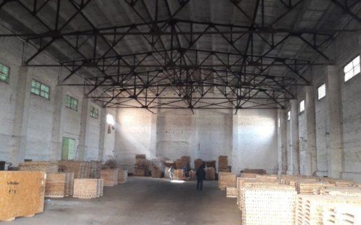 Rent – Dry warehouse, 1110 sq.m., Bar