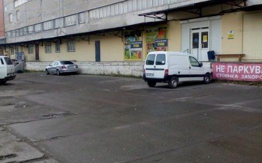 Аренда – Сухой склад, 654 кв.м., г. Львов