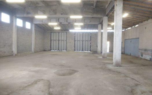 Rent – Warm warehouse, 750 sq.m., Lutsk