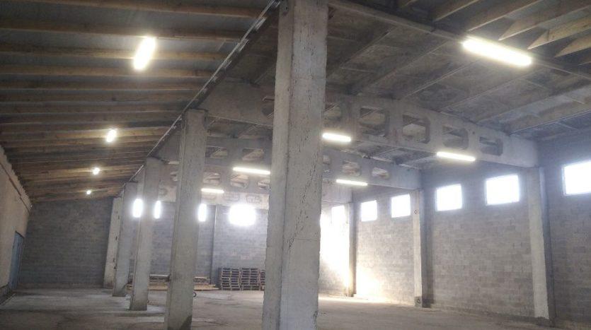 Kiralık - Sıcak depo, 750 m2, Lutsk - 8