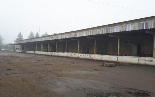Оренда – Сухий склад, 2500 кв.м., г. Луцк