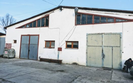 Rent – Warm warehouse, 300 sq.m., Uzhgorod