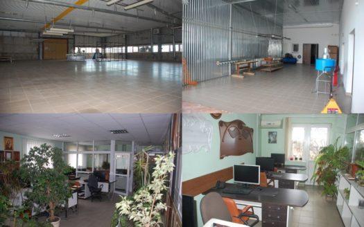 Kiralık – Sıcak depo, 3000 m2, Ivano-Frankivsk