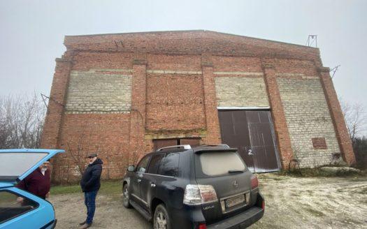 Продаж – Сухий склад, 1100 кв.м., м Могилів-Подільський