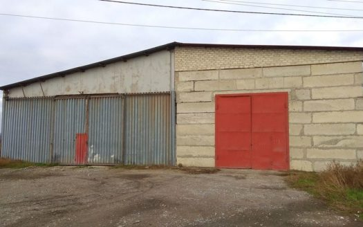 Sale – Dry warehouse, 553 sq.m., Stepnoe