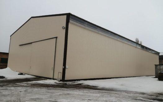 Аренда — Сухой склад, 840 кв.м., г. Белая Церковь