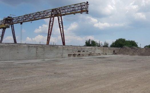Rent – Dry warehouse, 1221 sq.m., Chornomorsk
