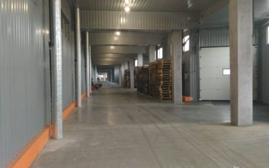 Rent – Unheated warehouse, 1200 sq.m., Vishnevoe