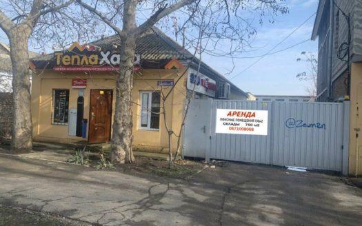 Kiralık – Sıcak depo, 880 m2, Nikolaev