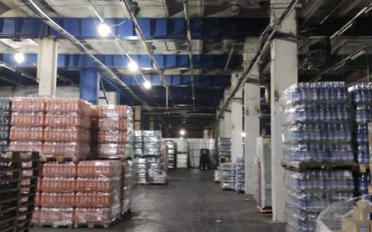 Rent – Dry warehouse, 4540 sq.m., Kharkov