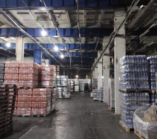 Rent - Dry warehouse, 4540 sq.m., Kharkov