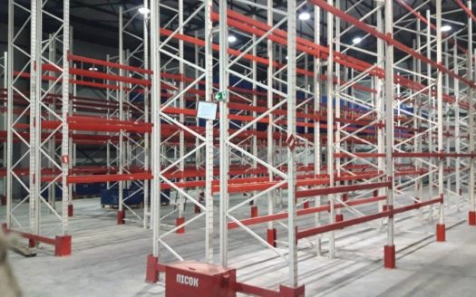 Аренда — Неотапливаемый склад, 690 кв.м., г. Бровары