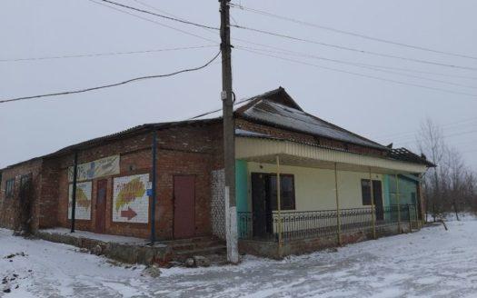 Rent – Warm warehouse, 1600 sq.m., Akhtyrka
