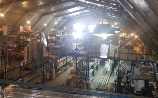 Оренда – Теплий склад, 780 кв.м., м.Нова Каховка
