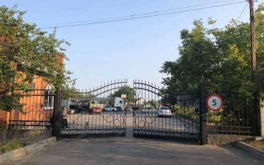 Rent – Warm warehouse, 1000 sq.m., Poltava