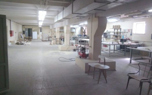 Rent – Warm warehouse, 440 sq.m., Cherkasy