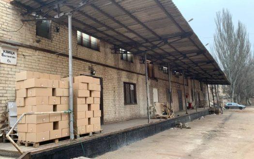 Kiralık – Sıcak depo, 220 m2, Kryvyi Rih