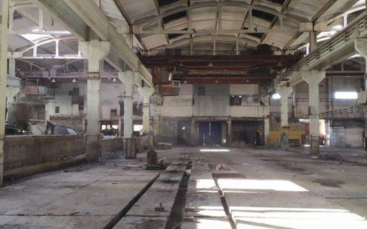 Kiralık – Kuru depo, 12000 m2, Kryvyi Rih