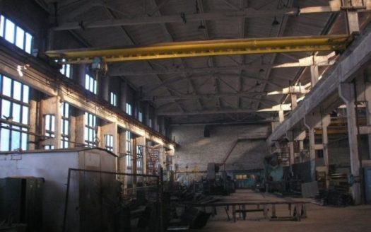 Sale – Warm warehouse, 12500 sq.m., Lviv