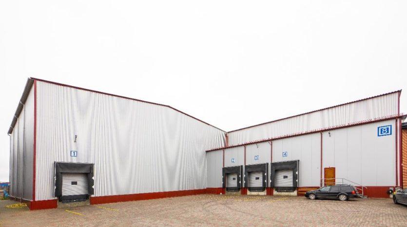Rent - Multi-temperature warehouse, 500 sq.m., Gorodok - 2