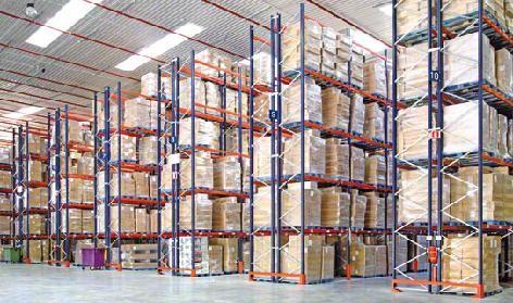 Rent - Multi-temperature warehouse, 500 sq.m., Gorodok - 7