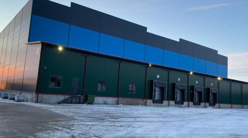 Rent - Multi-temperature warehouse, 500 sq.m., Gorodok - 8