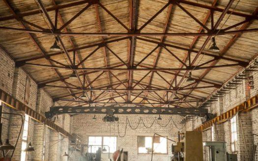 Kiralık – Kuru depo, 1000 m2, Kramatorsk
