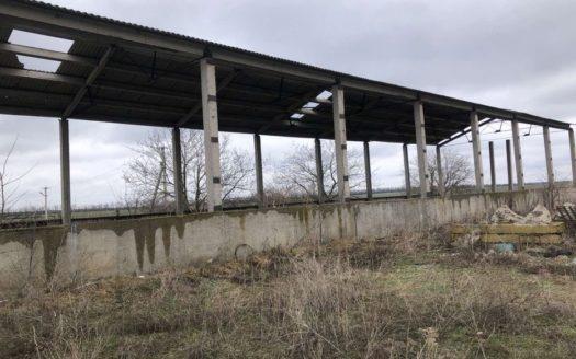 Sale – Dry warehouse, 588 sq.m., Yuzhnoukrainsk