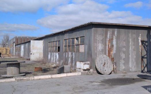 Продаж – Сухий склад, 400 кв.м., м Маріуполь