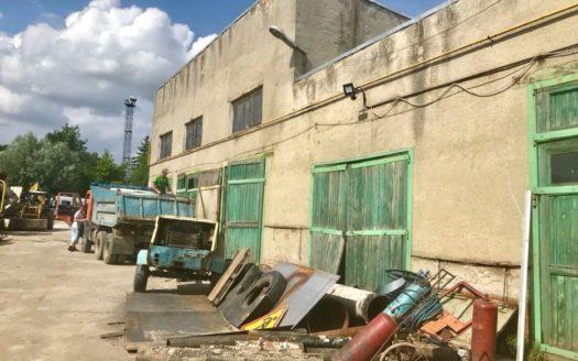 Sale – Warm warehouse, 1147 sq.m., Lviv